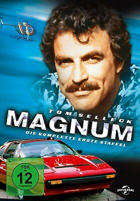 Magnum - Season/Staffel 1 # 6-DVD-BOX-NEU
