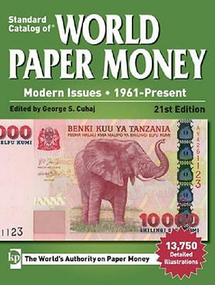 Krause Standard Catalog Of World Paper Money Modern Issues, 21St Edition