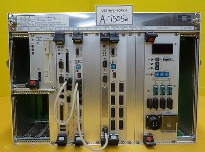 Meiden UA023/350A Lithius Career Station Controller TEL Tokyo Electron Used