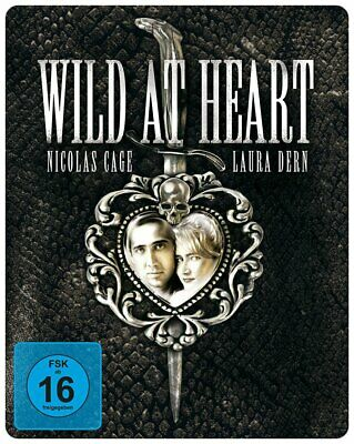 Wild at Heart - Limited Steelbook Edition - BLU-RAY-NEU