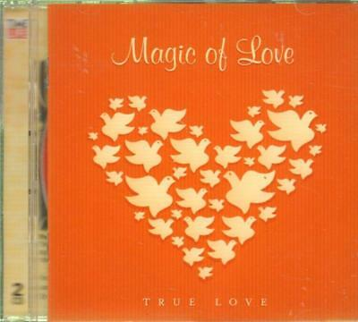 Magic of Love(2CD Album)True Love-Time Life-VG