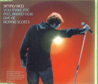 Simply Red(CD Single)You Make Me Feel Brand New CD 2-New