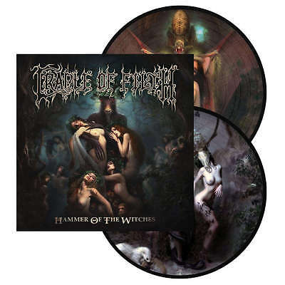 CRADLE OF FILTH - Hammer Of The Witches - Picture Disc Vinyl 2-LP