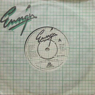 """Eddy Grant(7"""" Vinyl)Can't Get Enough Of You-ENY 207-UK-VG+/VG+"""