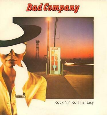 "Bad Company(7"" Vinyl P/S)Rock N Roll Fantasy-Swan Song-SSK 19416-UK-VG+/VG+"