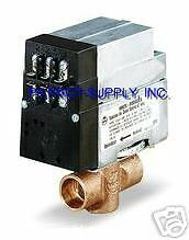 "White-Rodgers 1361-103 1"" Sweat Zone Valve 24V Aux Sw"