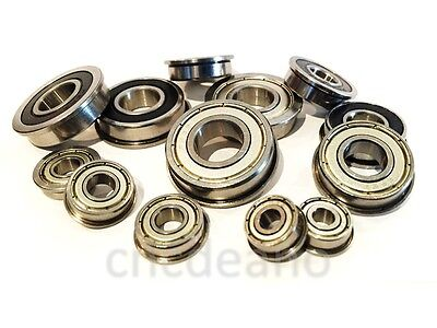 √ Full Range Of Inch Fr Series Flanged Zz & 2Rs Bearings All Sizes Available √