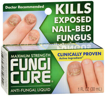 Fungicure Anti-Fungal Liquid Maximum Strength 1 oz