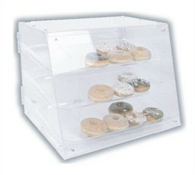 "Thunder Group 21"" X 17-1/4"" X 16 1/2"" Pastry Display With 3 Tray PLDC001 NEW"