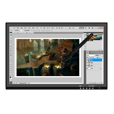 "Huion 19"" Professional Drawing Graphic Tablet Monitor GT-190 5080 LPI 1400x900P"