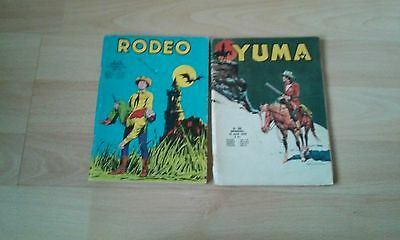 Lot Yuma 162 Et Rodeo 218