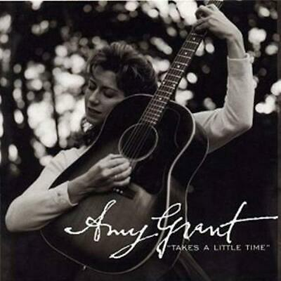 Amy Grant : Takes a Little Time CD