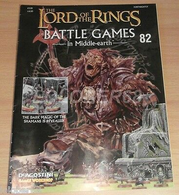LORD OF THE RINGS Battle Games in Middle-earth Magazine Issue 82