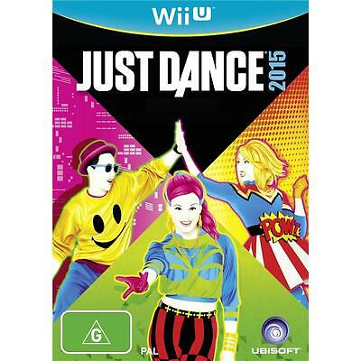 Just Dance 2016 Wii U Games New Sealed