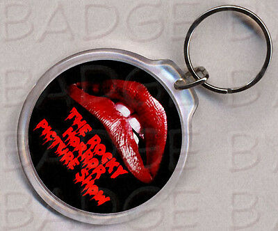 THE ROCKY HORROR PICTURE SHOW  round keyring