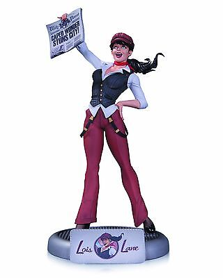 Dc Direct Collectibles Lois Lane Bombshells Statue! Superman