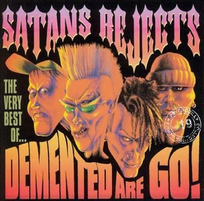 Satan's Rejects: The Very Best Of Demented Are Go New Cd