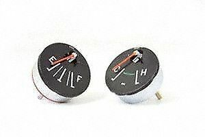 Fuel And Temperature Gauges 55-86 Jeep Cj Models X 17209.01