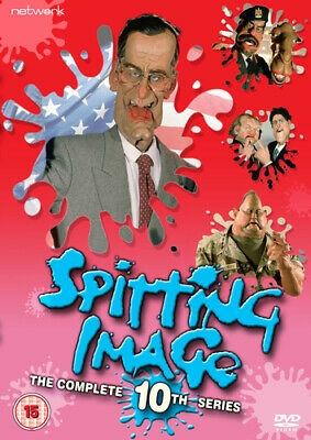 Spitting Image: The Complete Tenth Series DVD (2013) Roger Law ***NEW***