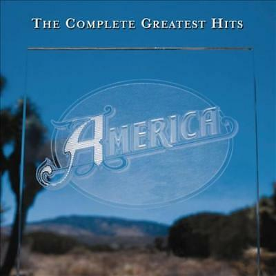 America - The Complete Greatest Hits New Cd
