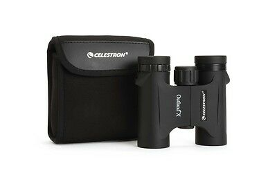 Celestron Outland X 8x25 Binoculars Quality Compact Waterproof with Case