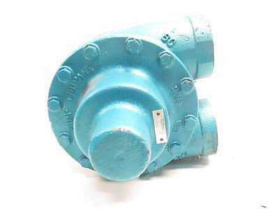 Tuthill 6Rc1F-Lh 2 In Npt 1 In Shaft Iron Lubrication Pump D511514