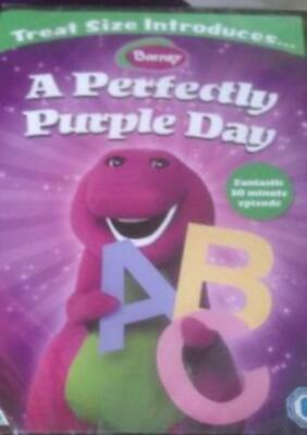Barney & Friends: A Perfectly Purple Day DVD