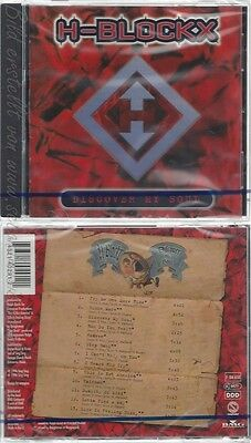 Cd--Nm-Sealed-H-Blockx -1996- -- Discover My Soul