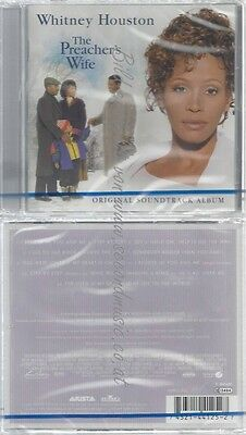 Cd-Nm-Sealed-Ost Und Whitney Houston -1996- - Soundtrack -- The Preacher's Wife: