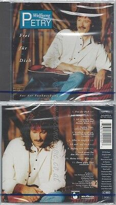 Cd--Nm-Sealed-Wolfgang Petry -1994- -- Frei Für Dich