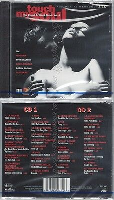 Cd-Nm-Sealed-Various -1995- - Doppel-Cd -- Touch My Soul - The Finest Of Black M