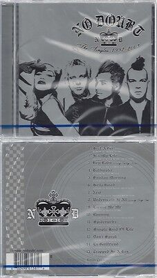 Cd--Nm-Sealed-No Doubt -2003- -- The Singles 1992-2003