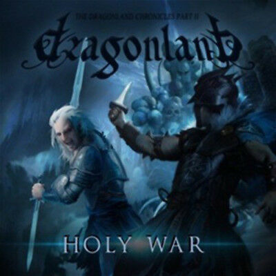 Dragonland : Holy War CD (2014) ***NEW*** Highly Rated eBay Seller, Great Prices