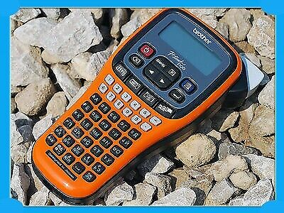 Brother PT-E110VP Handheld Label Machine for Electricians+Case (no power supply)