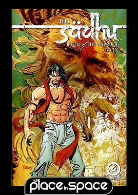 The Sadhu: Birth Of The Warrior #3