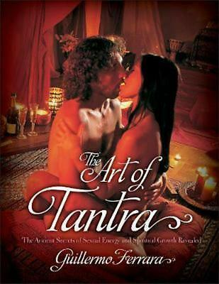 The Art of Tantra by Guillermo Ferrara Paperback Book (English)