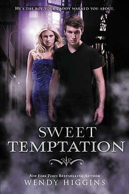 Sweet Temptation by Wendy Higgins (English) Paperback Book Free Shipping!