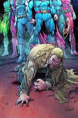Constantine New 52 Volume 2: Blight Softcover