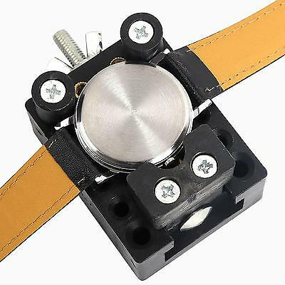 New Watch Back Case Cover Opener Remover Holder Adjustable Location Repair Tool