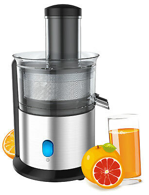 World's Quietest Centrifugal Whisper Silent Whole Fruit Juicer Magnetic Tech
