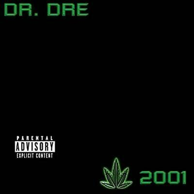 2001 - Dre Dr. Compact Disc Free Shipping!