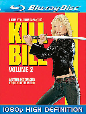Kill Bill - Volume Two [Blu-ray] Blu-ray