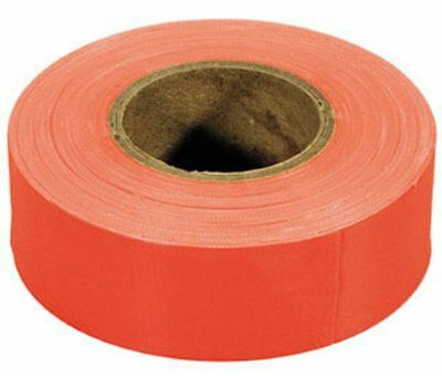 Irwin 65602 Fluorescent Orange Flagging Tape - 150 Feet