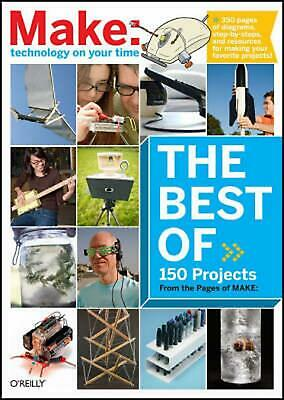 The Best of Make by Mark Frauenfelder Paperback Book (English)