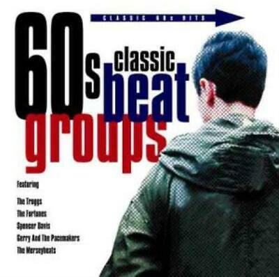 The Merseybeats : Classic 60s Beat Groups CD Incredible Value and Free Shipping!