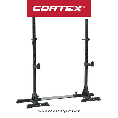 Lifespan New Squat Rack Bench Press Weight Adjustable Lifting Stand