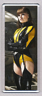 SILK SPECTRE II from WATCHMEN large wide style 'C' FRIDGE MAGNET  - HOT !