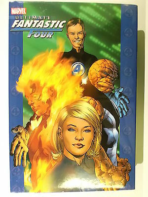 US MARVEL ULTIMATE FANTASTIC FOUR Vol.1 ( Hardcover )