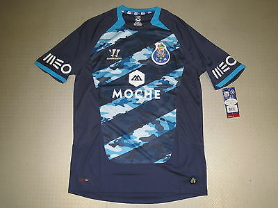 Trikot FC Porto Away 14/15 Orig Warrior Gr S M L XL  neu