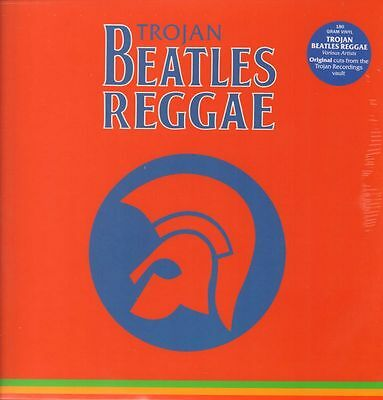 Various Reggae(Vinyl LP)Trojan Beatles Reggae-Sunspot-SUNSLP017-UK-2014-M/M